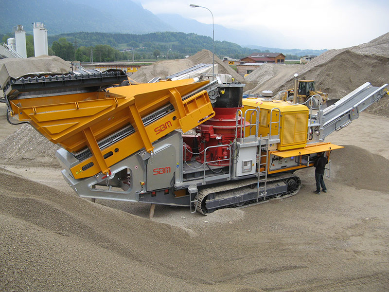 Portable Stone Crusher Machine for Sale, Mobile Jaw Crusher Plant Price